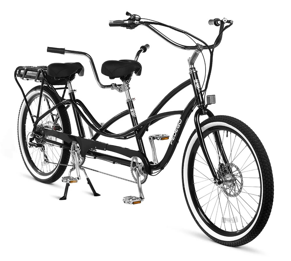 Sepeda Pedego Tandem-Electric