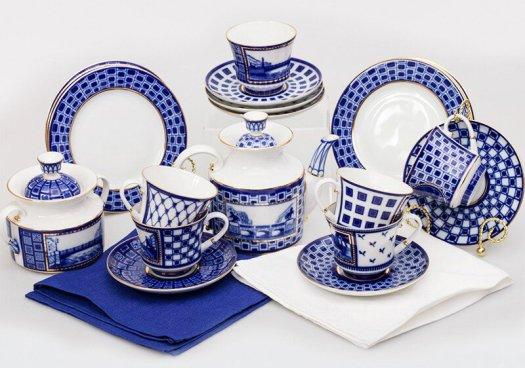 Oleh-oleh Khas Rusia Porselen Imperial