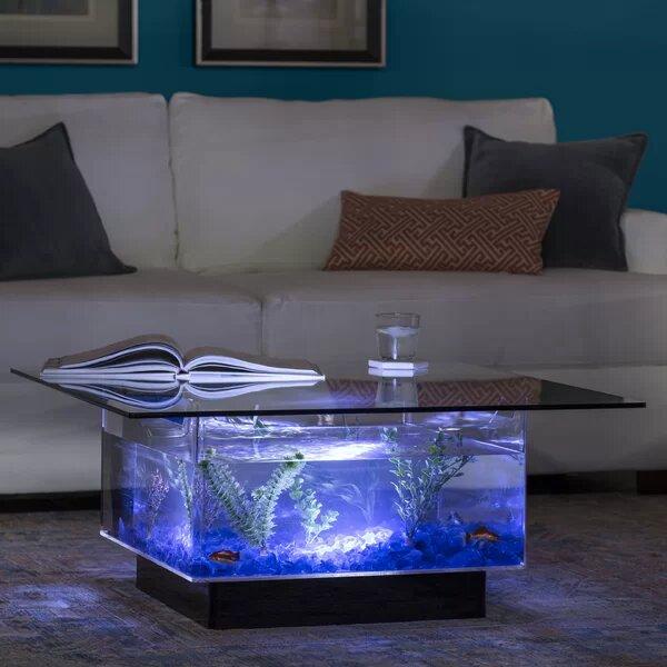 Aquarium Meja unik