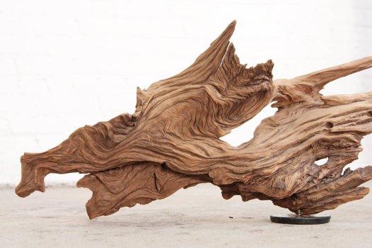 Hiasan Aquarium dari Bahan Kayu/Driftwood