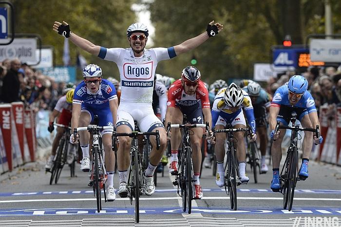 John Degenkob Paris Tours 2013