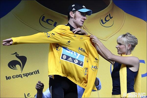 Tour de France podium jersey