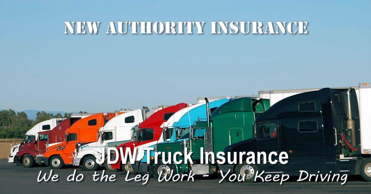 new authoirty insurance new venture truck insurance quotes