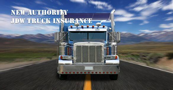 Insurance for your New Authority Trucking Company
