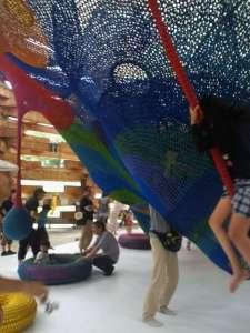 Toddler friendly Hakone Open Air Museum
