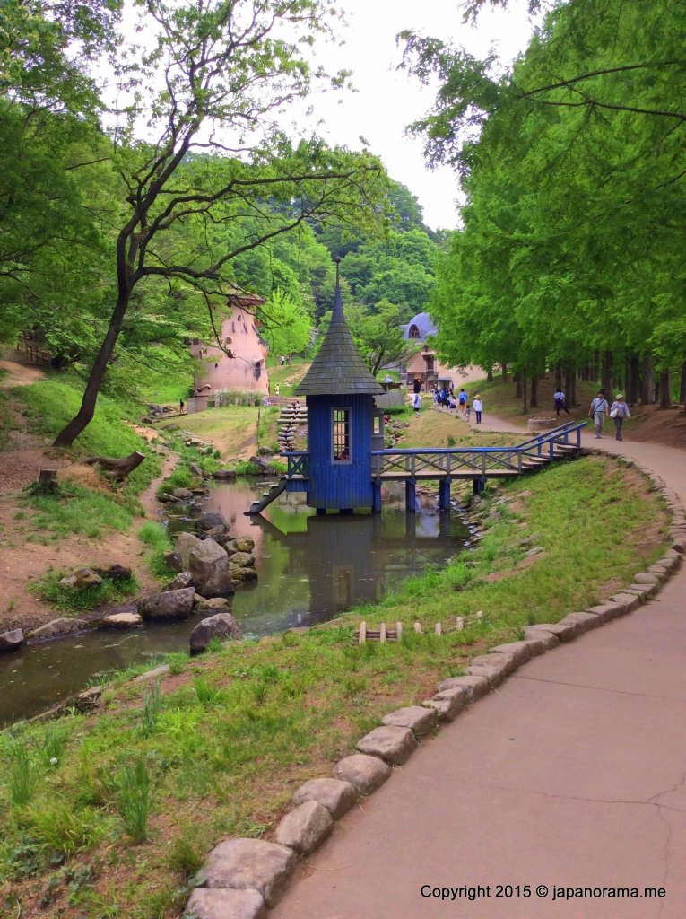 """""""Moomin Valley"""", Akebono Children's Forest   HANNO"""
