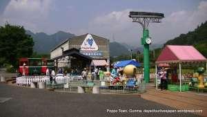 Poppo Town, Railway Village in Gunma