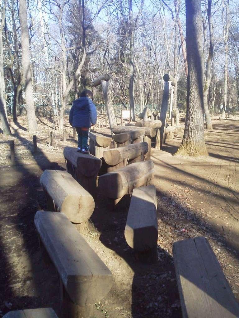 chikozan park playground