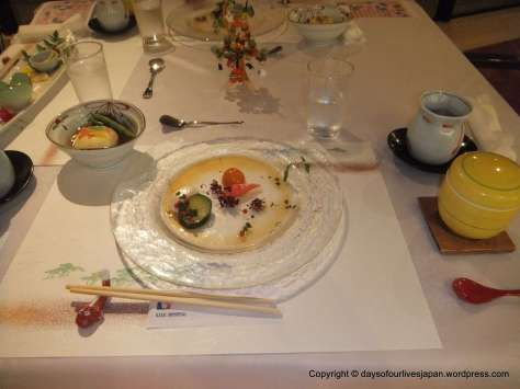 Creative Japanese cuisine