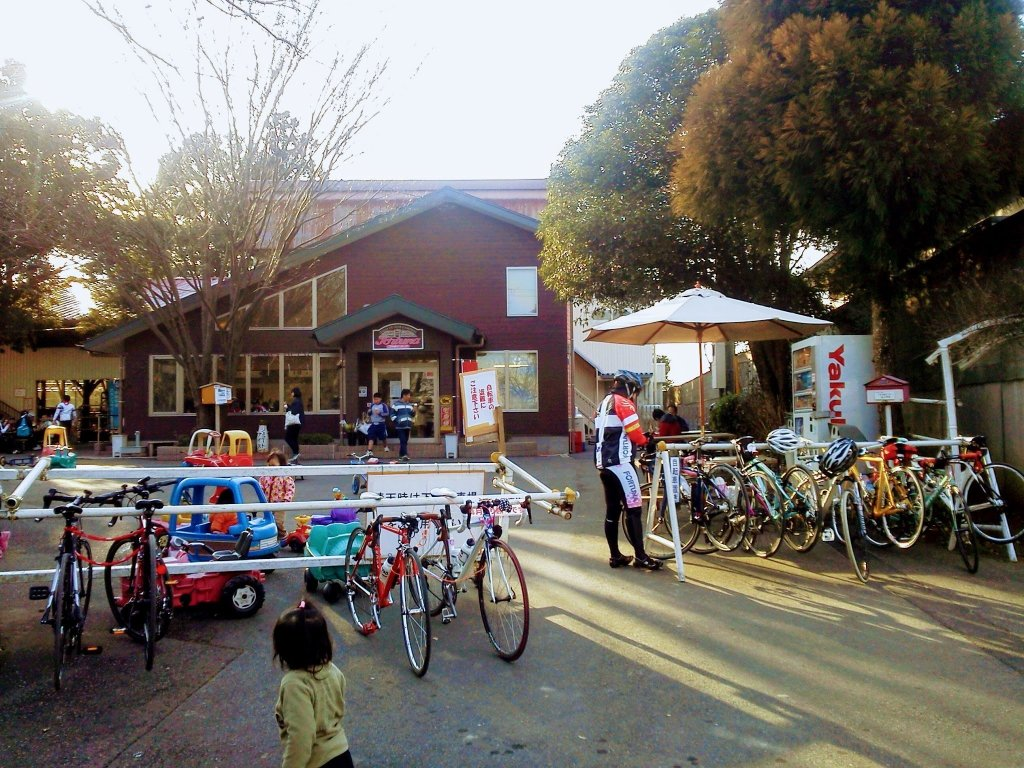 New Ice cream shop and gelato shop at Enomoto Farm Ageo