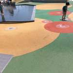 Lalaport splash pad