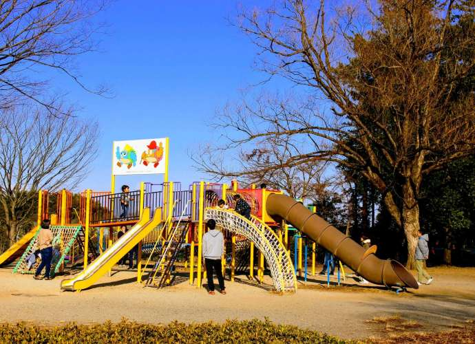 Hidaka Sougou Park total park things to do in Hidaka