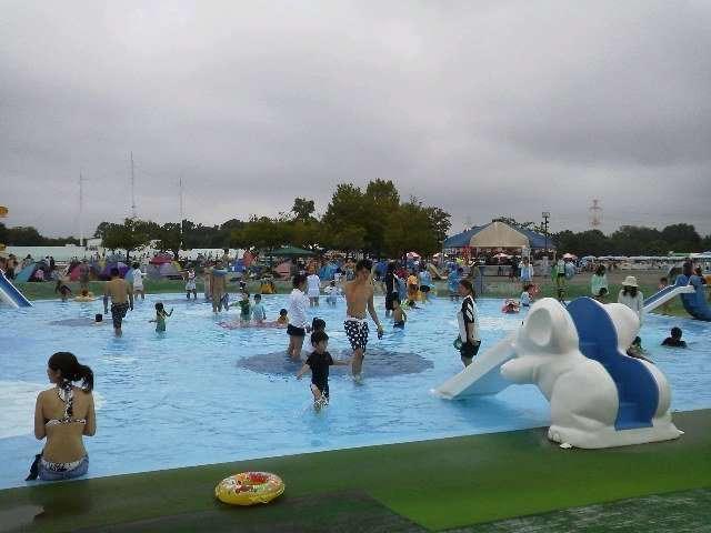Kawagoe Water Park Kawagoe Aquatic Park Saitama Pools summer pools