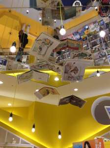 Libro Books in Lalaport; a fun space for young kids | FUJIMI