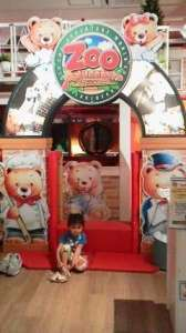 Place Review: Studio Cafe Zoo Adventure   FUJIMI