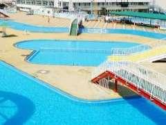 Image taken from the official website numakage park summer pools
