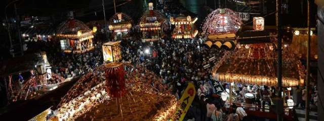 Iruma Mando Festival from the official site t08