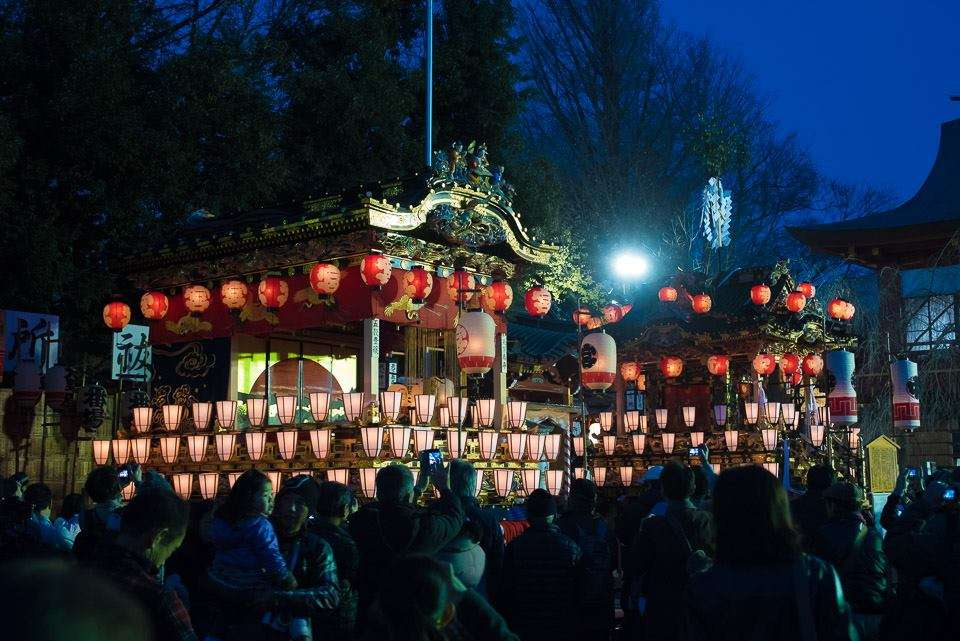Featured photo Chichibu Night Festival from John Becker