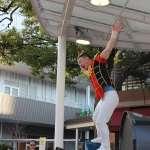 Street performance festival