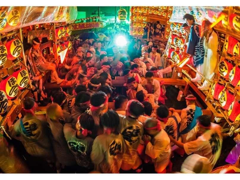 Kuki Lantern Festival / Tenno Festival | KUKI