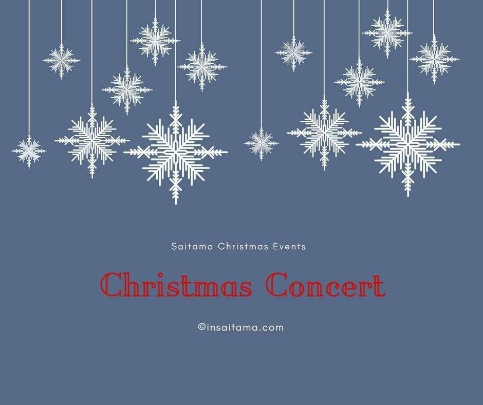 Saitama Christmas Concert