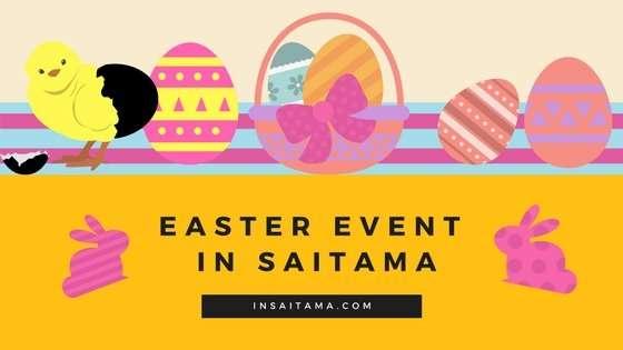 easter event saitama