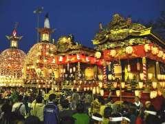 Ogano spring festival kabuki