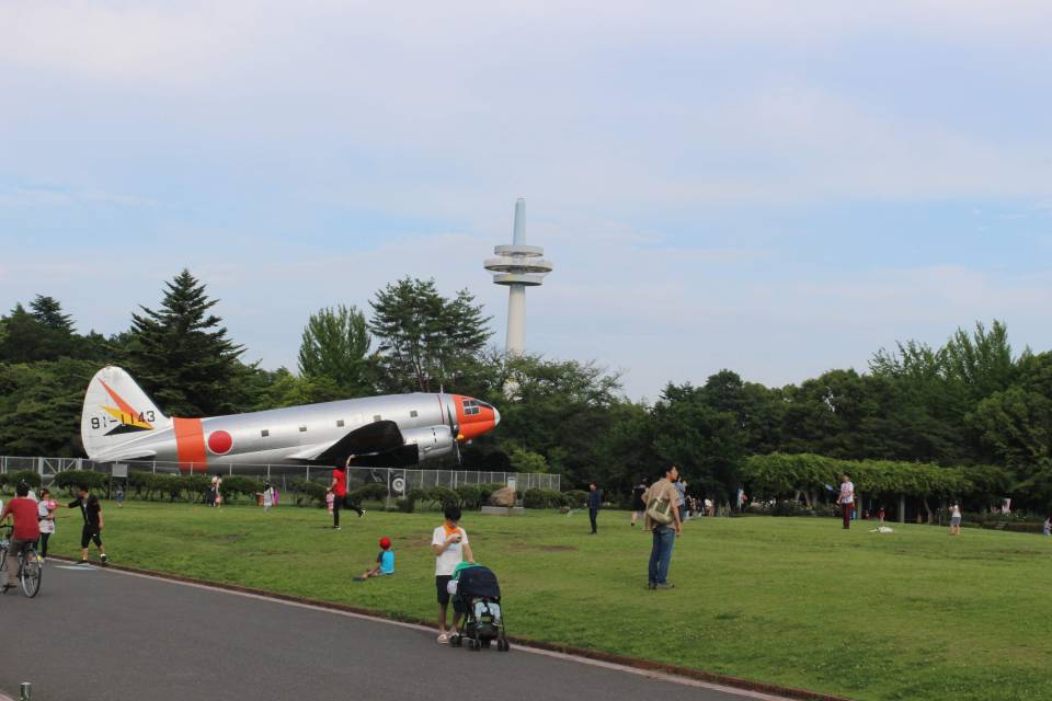Tokorozawa Aviation Memorial Park