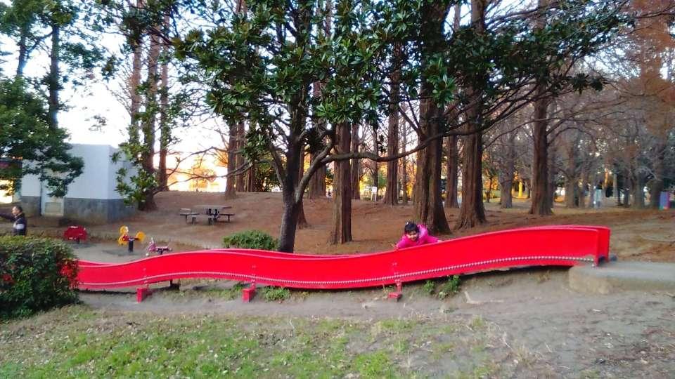 Terrace cafe at kuki shobu park