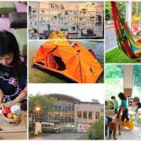 Glamping, BBQ, Baths, Play at O Park (You Park) | OGOSE