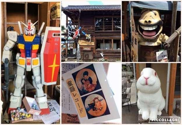 Ishihara Mokkokan - cafe and retro showroom | KAWAGOE