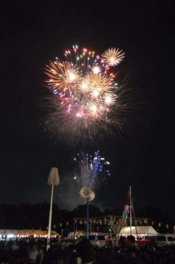 kasukabe odako fireworks