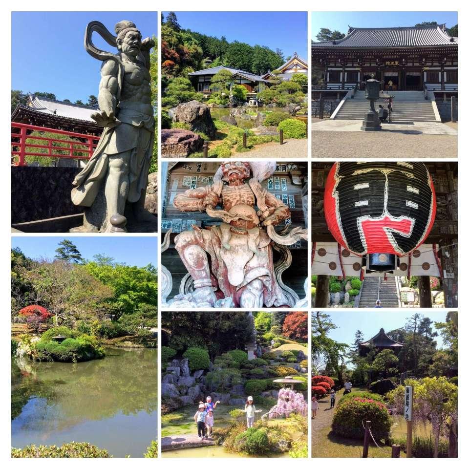 Shoden Temple   HIDAKA