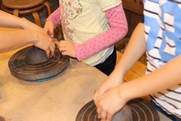 Pottery Workshop at Touho Yamawa | KAWAGOE