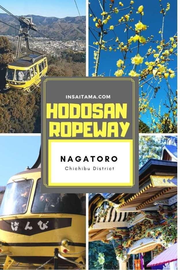 Hodosan Ropeway Nagatoro