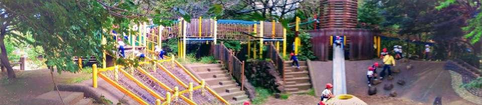 Nishinohara Central Park  FUJIMINO