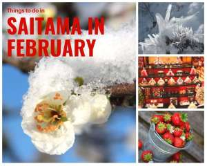 12 things to do in Saitama this February