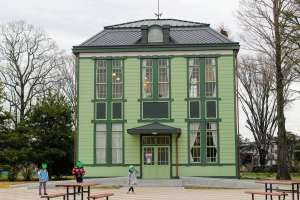 Child Friendly Cultural Property Vert Cafe | GYODA