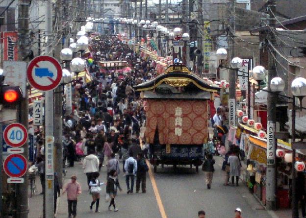 Otourou festival matsuri iruma otorou otoro