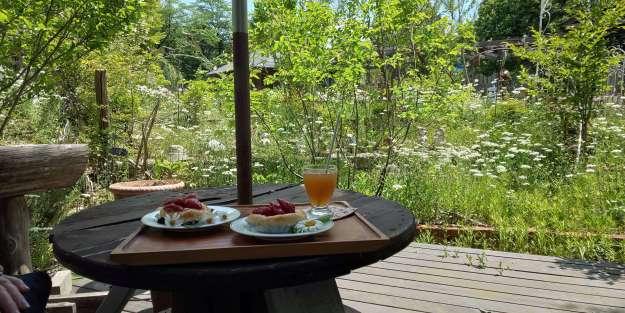 Garden Cafe Bakery Gu Choki Pan