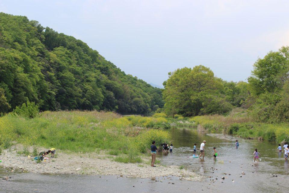 Kurakake barbecue site bbq area near tokyo