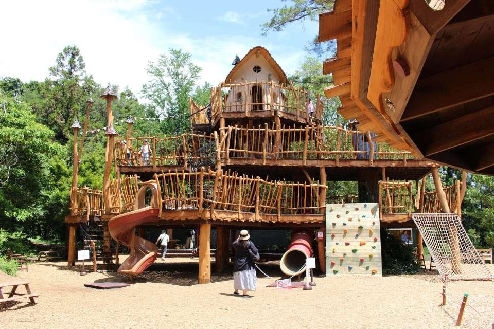 Moomin Valley Park: Hemulin's Playground