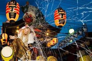 Sakado Yasaka Shrine Summer Festival