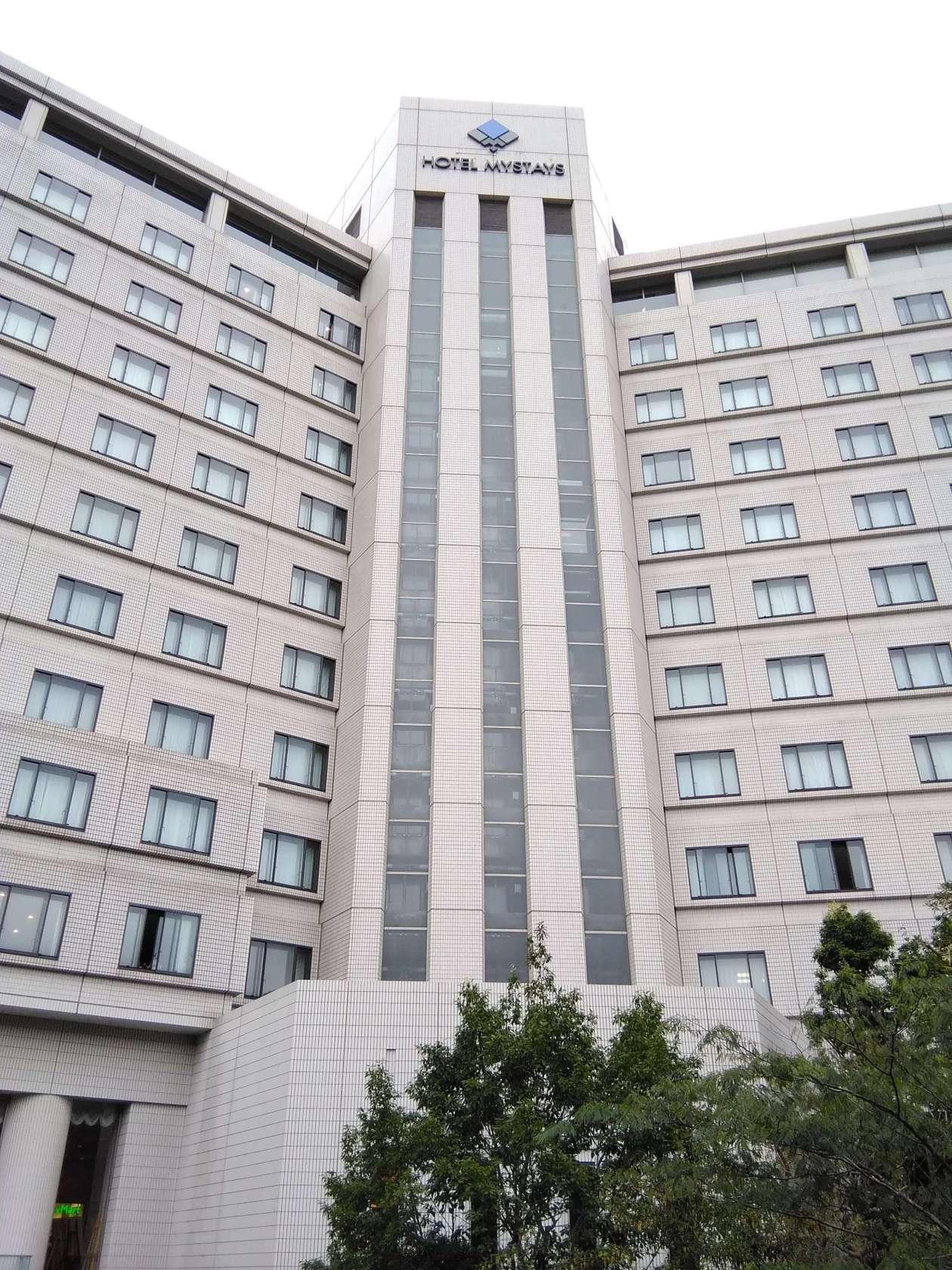 Hotel Mystays Premier Narita