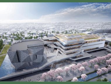tokorozawa sakura town opening in July 2020 insaitama