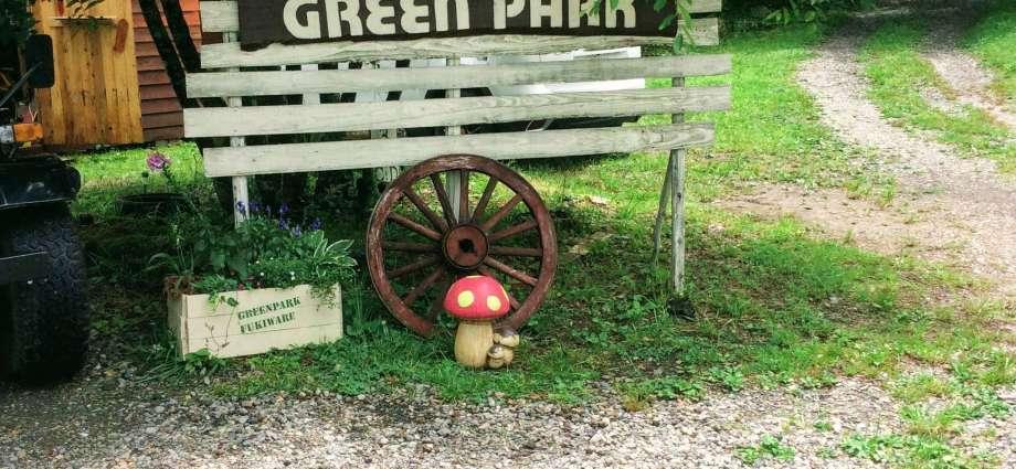 Greenpark Fukiware Numata Gunma Riverside Campsite
