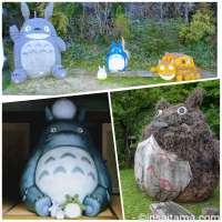 Donguri Yama Totoro - 1 of 3 Totoro spots in Saitama