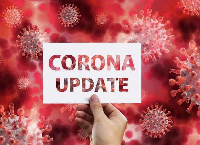 corona update coronavirus 2021