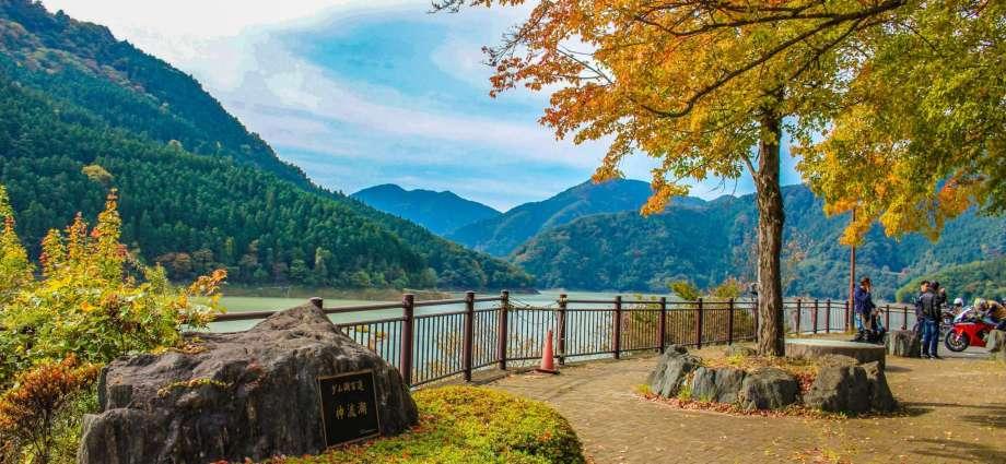 Shimokubo dam and Kanna Lake Saitama / Gunma