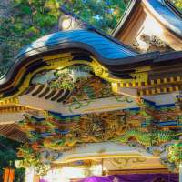 Hodosan Shrine, Nagatoro's Fortune Climbing Mountain